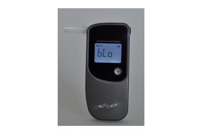 Alco-Check Digitales Brennstoffzellen-Alkoholmessgerät