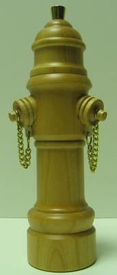 501 Hydrant-Pfeffermühle alte Form, Höhe 220 mm,