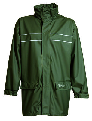 026301-001 Jacke Dryzone D-Lux Olive