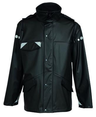 026302-010 Jacke Dryzone 190gr PU/Polyester