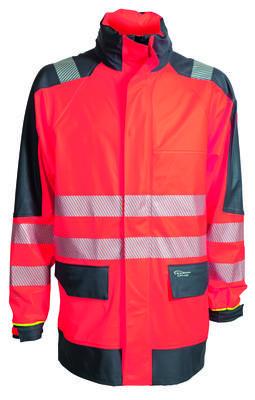 026302R-030 Jacke Dryzone D-Lux 190gr PU/Poly.