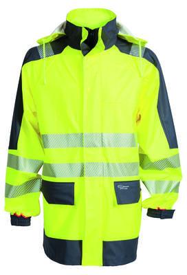 026302R-040 Jacke Dryzone D-Lux 190gr PU/Poly.