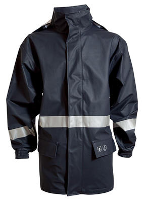 026350-007 Jacke Dryzone Offshore 200gr PU/Poly.