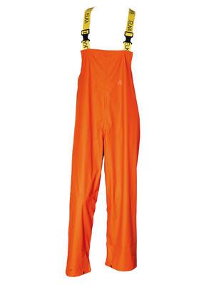 029900-006 Latzhose PU Orange