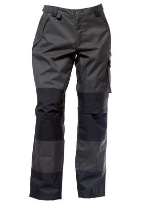 082402-053 Bundhose Oxford Anthrazit/Schwarz