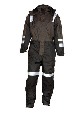 088002-053 Thermo-Overall Anthrazit/Schwarz