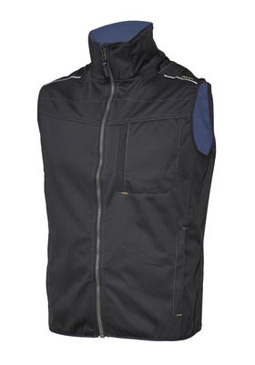 0651-120 Tech Zone Softshell Weste