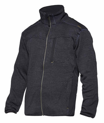 0810-125 Tech Zone Strickjacke