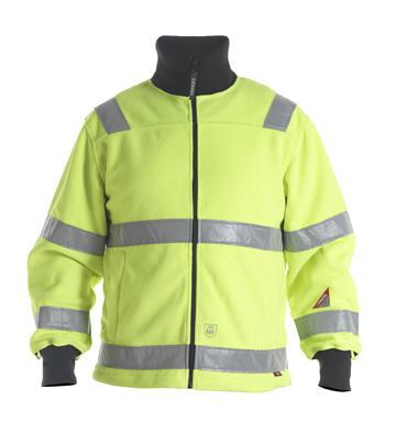 1151-226 EN 471 Fleece Jacke