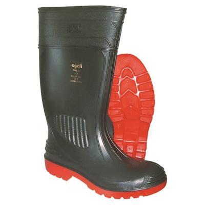 Egoli SAS, Stiefel mit Stahlkappe und