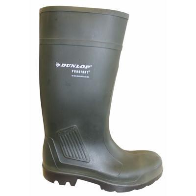 Dunlop Purofort Professional, grün