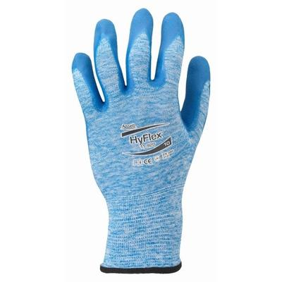 11-920 HyFlex Oelgrip-Handschuh, blau