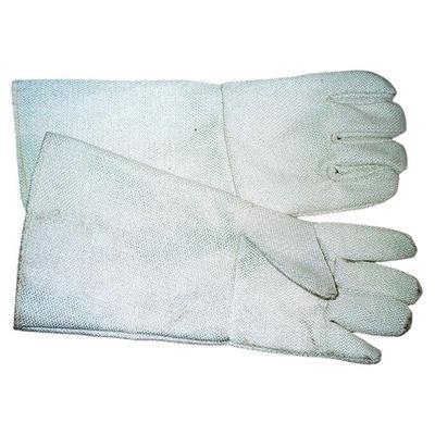 Glasgewebe 5-Fingerhandschuh,43cm lang