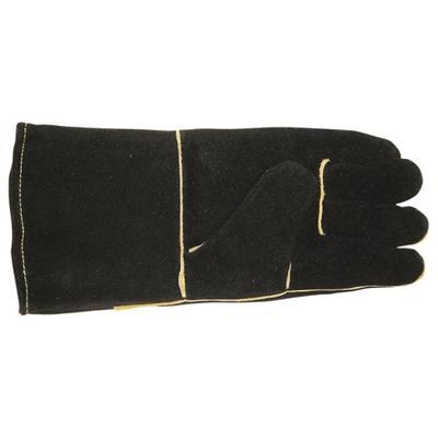 Docker Schweisserhandschuhe, schwarz