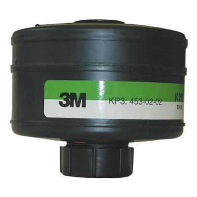 3M Schraub-Gasfilter, K2-P3, grün