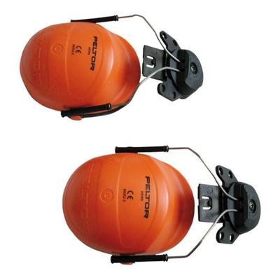H31 mit Helmbefestigung P3E für 30mm Schlitz, für alle 3M Schutzhelme, SNR = 28 dB, orange