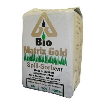 180 Ltr Spill Sorb PE-Sack, gepresst