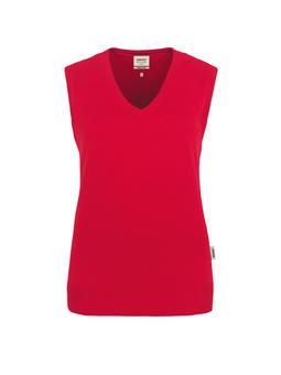 132-Damen-V-Pullunder Premium-Cotton