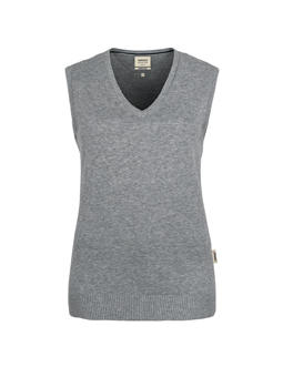 132-Damen-V-Pullunder Premium-Cotton