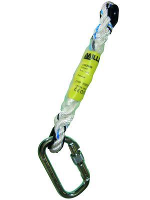 Auffangösenverlängerung MD 50 aus Seil mit Schraubkarabiner CS 20, Länge 0,3 m