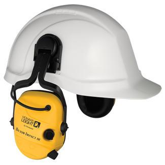 Bilsom Impact Helmkapsel inkl Adapter