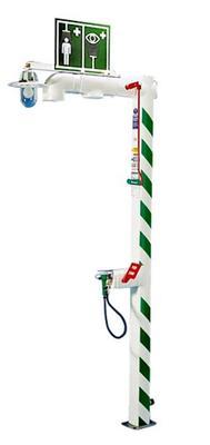 Kombinationsnotdusche - Typ: EXP-EH-5G/35G(F2)