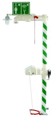Kombinationsnotdusche - Typ: EXP-EH-5G/45G(F2)