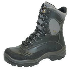 160103 Boots Unisex schwarz