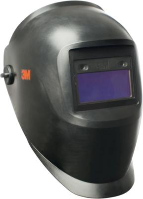10V 3M Automatikschweissmaske, DIN 3/10-12, schwarz