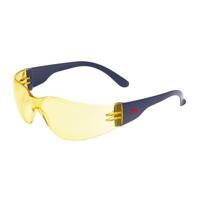 2722* Schutzbrille gelb, EN166:2001, UV Schutz,