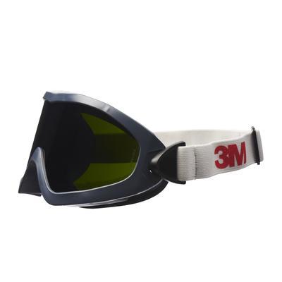 2895S Vollsichtbrille, IR 5.0 Beschichtung, AS/AF/UV, PC, ohne Belüftungsschlitze