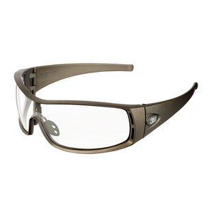 1100E Schutzbrille AS/AF/UV, PC, klar, allumfassender Rahmen, breite Bügel, einstellbare