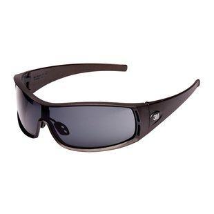 1100E Schutzbrille AS/AF/UV, PC, getönt, allumfassender Rahmen, breite Bügel,