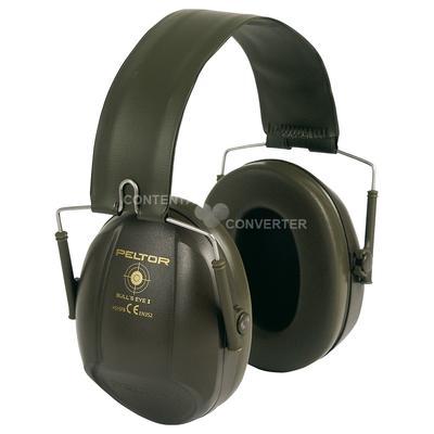 Bull's Eye I mit Faltbügel, SNR = 27 dB, speziell für Jagd- und Schiesssport geeignet,