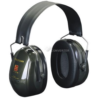 Bull's Eye II mit Kopfbügel, SNR = 31 dB, schwarz