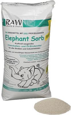 Elephant Sorb, 40 Liter, Chemikalien- und Ölbindemittel Typ III R Palettenware