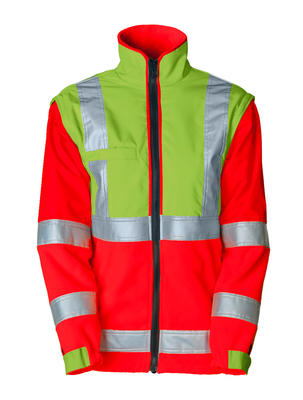 1524-642 Balta Fleece-Innenjacke Security Jacke EN20471