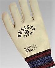 Winter-Schutzhandschuh Resista-Extra aus weichem Rindsnarbenleder, 1,2 mm Lederdicke