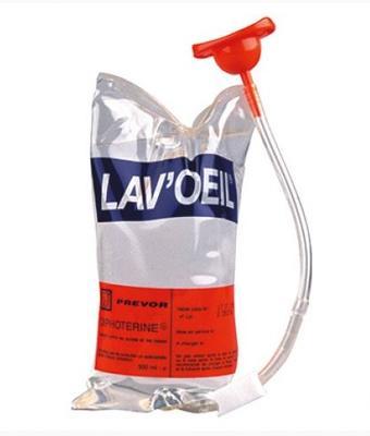 DIPHOTERINE 500 ml, LPD tragbarer Beutel