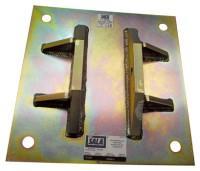 Adapterplatte für PFAS-Mast für Beton, Stahl verzinkt, zu 91800