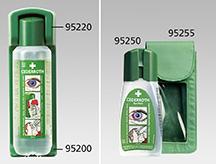 Wandhalterung aus Kunststoff für 1 Augenspülflasche CEDERROTH 0,5 l