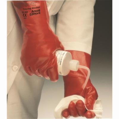 15-554 PVA-Ansell-Handschuhe, rot