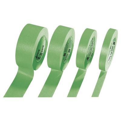Abdeckband, grün, 18 mm breit
