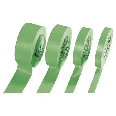 Abdeckband, grün, 24 mm breit