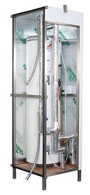 Warmwasserspeicher - Typ: SC/POLAR/300(N2)