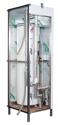 Warmwasserspeicher - Typ: SC/POLAR/450(N2)