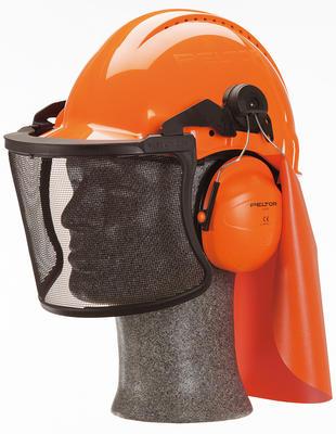 3M™ G3000 Kopfschutz-Kombination H31P3E, 5J ORANGE
