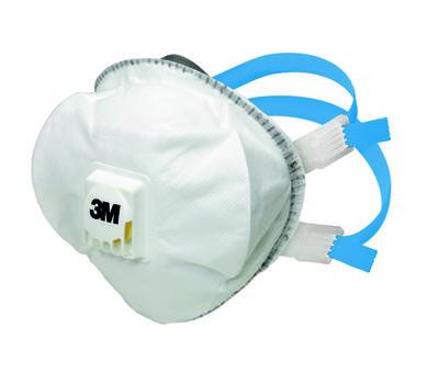 3M™ Atemschutzmaske 8825+ FFP2 RD