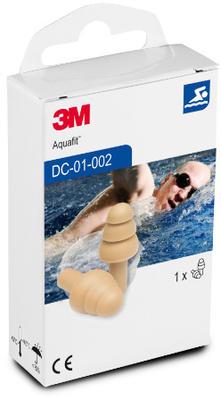 3M™ E-A-R™ AQUAFIT™ Gehörschutzstöpsel, DC01002