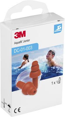 3M™ E-A-R™ AQUAFIT™ JUNIOR Gehörschutzstöpsel, DC01003